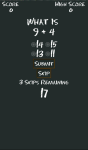 Math Agility Free screenshot 2/3