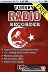 Radio Turkey with Recorder screenshot 1/1