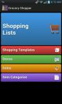 Grocery Shopper Free screenshot 1/6