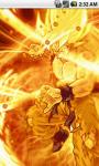Son Goku Dragon Ball Cool Live Wallpaper screenshot 1/5