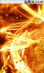 Son Goku Dragon Ball Cool Live Wallpaper screenshot 2/5