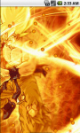 Son Goku Dragon Ball Cool Live Wallpaper screenshot 3/5