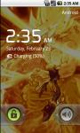 Son Goku Dragon Ball Cool Live Wallpaper screenshot 5/5