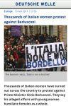 Deutsche Welle News Portal  screenshot 1/1