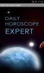 Daily Horoscope Expert screenshot 1/6