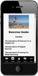 The Importance Of Exercise screenshot 4/4