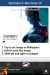 Mystique X-Men Days of Future Past Wallpaper screenshot 2/5