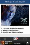 Mystique X-Men Days of Future Past Wallpaper screenshot 3/5