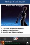 Mystique X-Men Days of Future Past Wallpaper screenshot 4/5