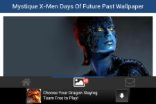 Mystique X-Men Days of Future Past Wallpaper screenshot 5/5