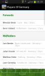 World Cup Team Germany screenshot 6/6