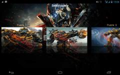Transformers X Puzzles screenshot 3/6