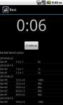 Bodybuilding Workout Log screenshot 5/6