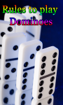 Rules to play Dominoes screenshot 1/4