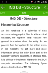 Learn IMS DB screenshot 2/3