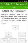 Learn IMS DB screenshot 3/3