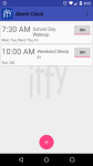 IFFY Conditional Alarm Clock screenshot 1/5