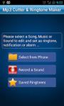 MP3 cutter pro screenshot 1/6