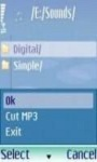 MP3 cutter pro screenshot 4/6