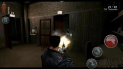 Max Payne Mobile personal screenshot 1/5
