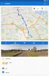 Runtastic PRO GPS hd screenshot 1/6