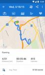 Runtastic PRO GPS hd screenshot 4/6