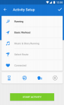Runtastic PRO GPS hd screenshot 6/6