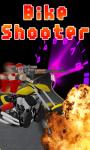 Bike shooter 3D screenshot 2/6