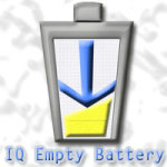 IQ Empty Battery Italian screenshot 1/1