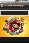 Cool  Super Mario Wallpapers screenshot 2/2