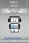 Radio Suomi by Tunin.FM screenshot 1/1