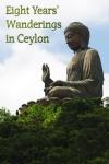 Eight Years' Wanderings in Ceylon screenshot 1/1