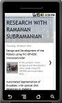 Research4u screenshot 1/3
