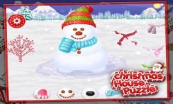 Christmas House Puzzle screenshot 3/5