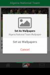 Algeria National Team Wallpaper screenshot 5/5