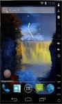 Waterfall In Fog Live Wallpaper screenshot 2/2