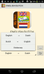 Dutch English Translator screenshot 1/3