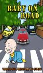 Baby On Road - Free screenshot 1/3