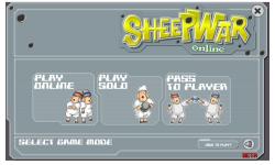 Sheep War - ONLINE screenshot 4/5
