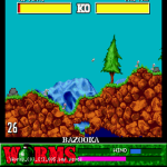 Worms Game For Android screenshot 2/4