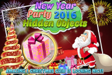 New Year 2016 Hidden Objects screenshot 1/3