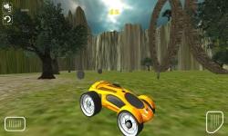 Stunts Car 3: Powerfull Jump screenshot 1/6