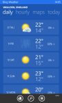 Weathr_Forecast screenshot 1/3