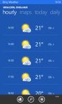 Weathr_Forecast screenshot 3/3