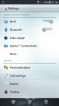 Xperia Design  Rusty fresh screenshot 3/6