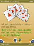 Numbers and Probability screenshot 1/1