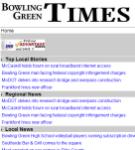 Bowling Green Times screenshot 1/1