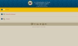 US Department of State – Careers screenshot 1/1
