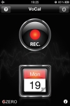 Voice Reminders! ( VoCal Lite - The Voice Calendar Reminder App with Local Notifications ) screenshot 1/1