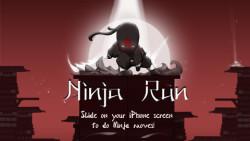 Ninja Run free screenshot 1/5